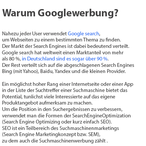 SEO, Webdesign in 66740 Saarlouis