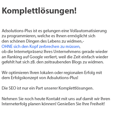 SEO, Webdesign in 66798 Wallerfangen
