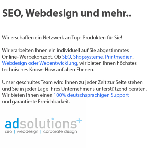 SEO, Webdesign in 64409 Messel
